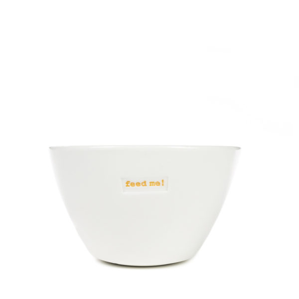 Medium Bowl 500ml - feed me!