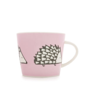 Scion Spike Hedgehog Standard Mug 350ml - Pink
