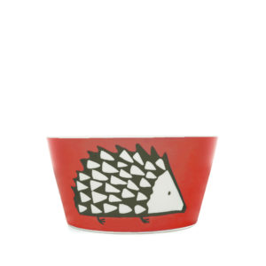 Scion Spike Hedgehog Bowl - Red