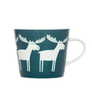 Scion Living Mug Marty Moose - Marina & Ice