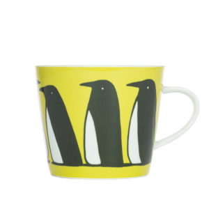 Scion Living Mug Pedro Penguin - Honey