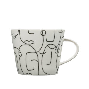 Standard Mug 350ml - Epsilon - Ceramic