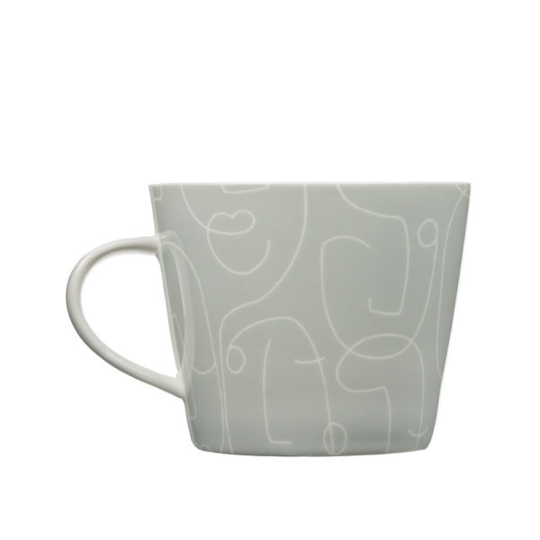 Standard Mug 350ml - Epsilon - Pebble